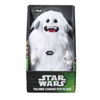 "Star Wars 9"" Talking Plush Wampa - multi"