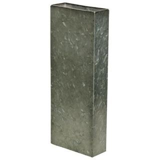 Small Thin Galvanized Box