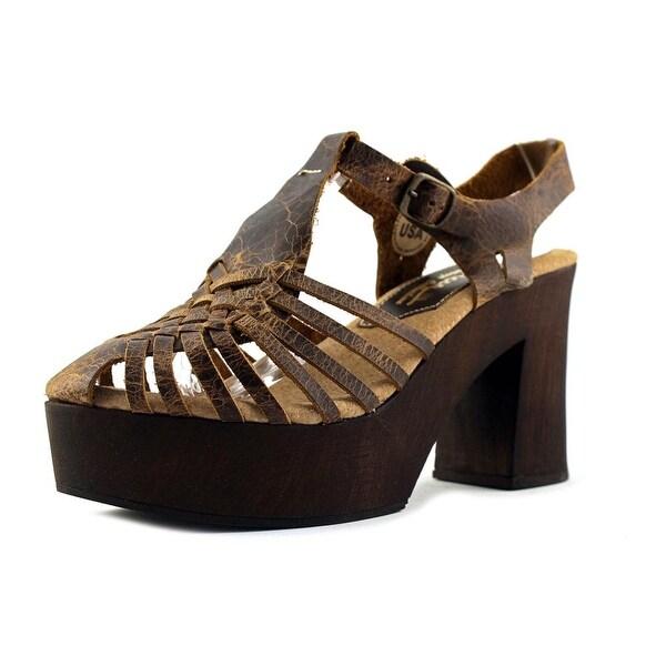 7d7978f96ee Shop Sbicca Ultana Women Cognac Sandals - Free Shipping On Orders ...