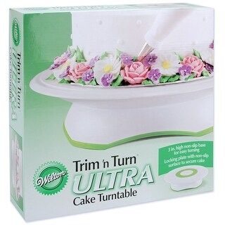 Trim 'N Turn Ultra Cake Turntable