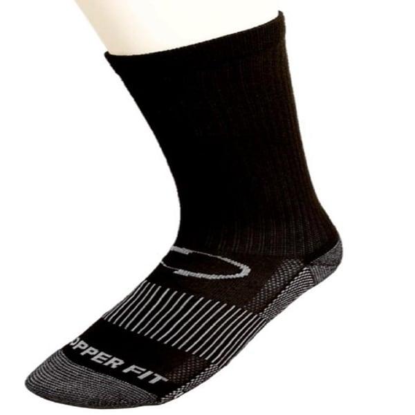 Copper Fit Crew Sport Socks-4 Pack. Opens flyout.