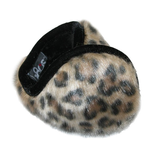 180s Women's Vail Faux Fur Ear Warmers - One size