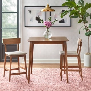 Link to Simple Living Newington 3-piece Counter Height Set Similar Items in Dining Room & Bar Furniture