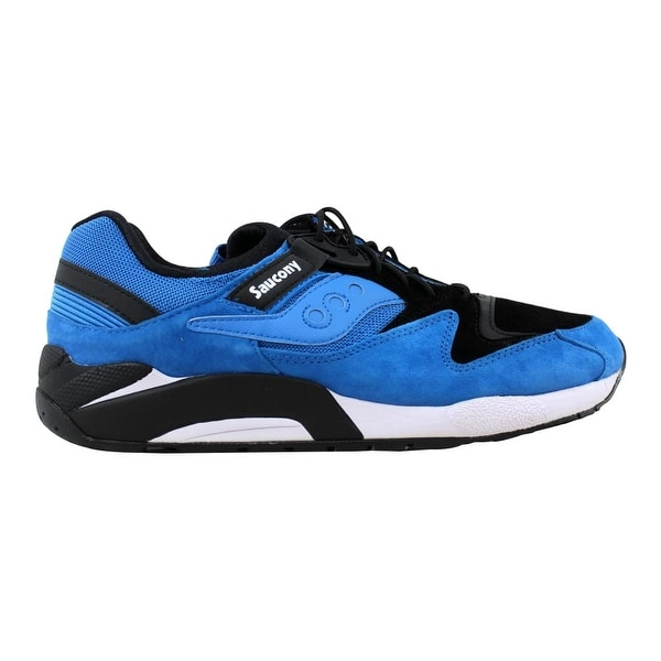 12258187 Shop Saucony Grid 9000 Blue/Black S70196-1 Men's - Free Shipping ...