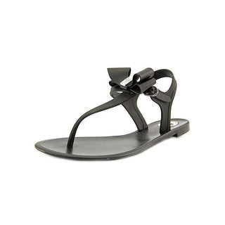 BCBGeneration Delight Open Toe Synthetic Thong Sandal