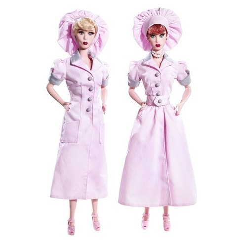 "Pink Label Collection ""I Love Lucy"" Lucy And Ethel Giftset - multi"