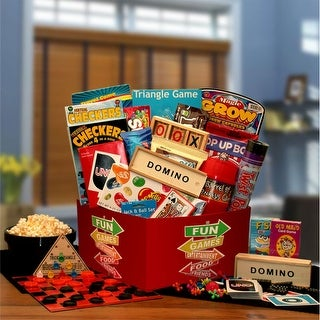 Link to More Fun & Games Gift Box Similar Items in Unique Gift Baskets & Sets