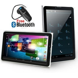 """Indigi® 7"""" Android 4.4 KitKat 3G Factory Unlocked 2-in-1 DualSIM SmartPhone + TabletPC WiFi w/ Bluetooth Included"""