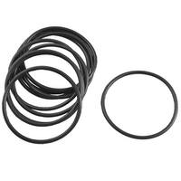 Unique Bargains 10 Pieces 33.5mm Inside Dia 1.8mm Thick Oil Sealing Gasket O Ring