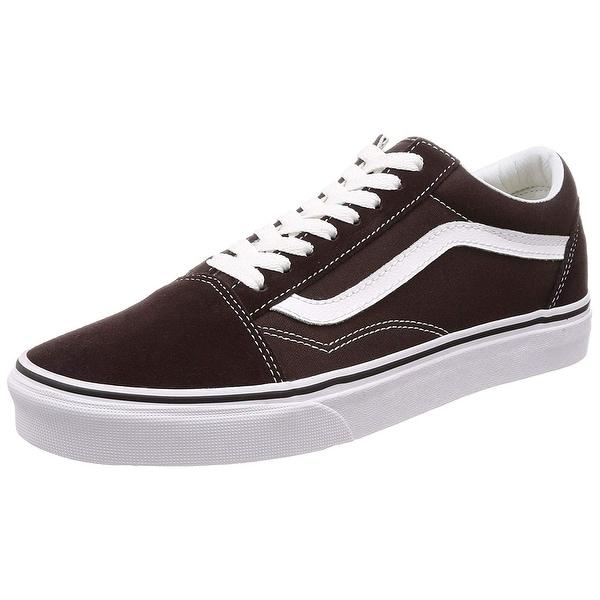ea0db9301d Vans OTW Old Skool Sneakers (Chocolate Torte True White) Classic Skate Shoes