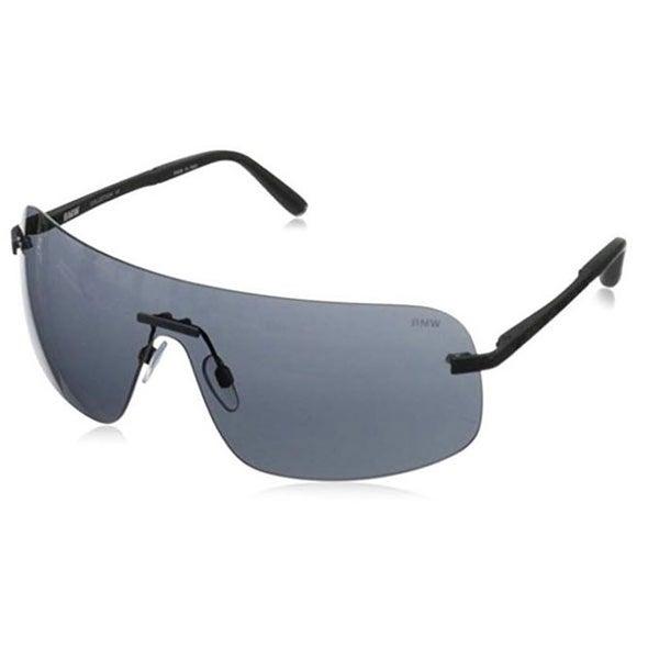 2c39311c3301 Bmw B6506 Shield With Carbon Fiber Sunglasses - Matt Black - One Size