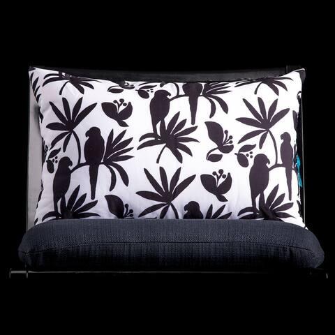 StyleCraft Multi Print 20-inch Lumbar Pillow