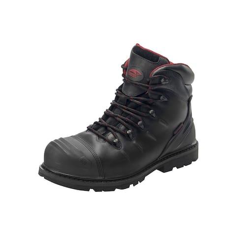 "Avenger Work Boots Mens 6"" Hammer Waterproof Carbon Toe"