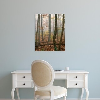 Easy Art Prints Charles Gurche's 'Autumn' Premium Canvas Art