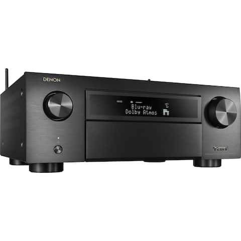Denon AVR-X6500H 11.2-Channel Network A/V Receiver