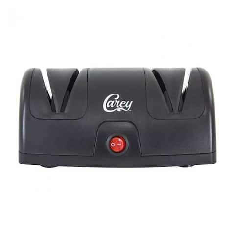 Carey KS-2 Electric Knife Sharpener - Black