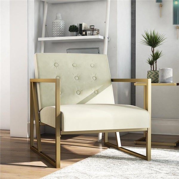 CosmoLiving by Cosmopolitan Lexington Modern Chair. Opens flyout.