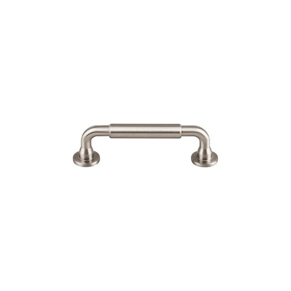 "Top Knobs TK822 Lily 3-3/4"" Center to Center Handle Cabinet Pull from the Serene Series - n/a"