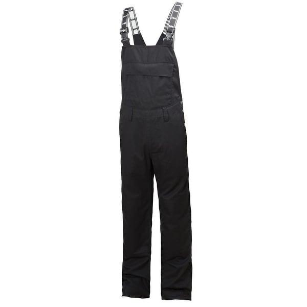 Helly Hansen Work Overalls Mens Stretch Suspenders Pockets - 34/30