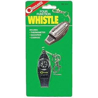 Coghlans 370596 Four Function Whistle