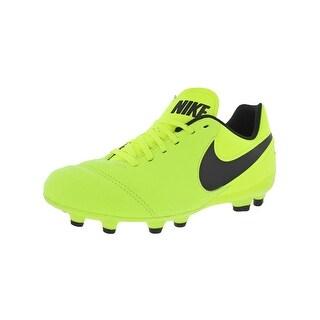 Nike Boys Jr Mercurial Vortex III FG Cleats Soccer Tiempo (2 options available)