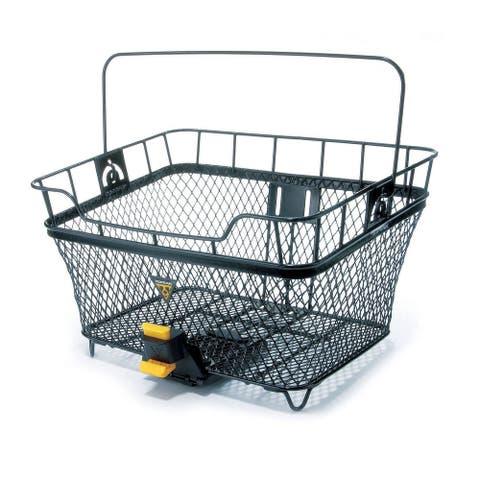 "Topeak MTX Basket Rear Bike Basket - 15.9"" x 13.2"" x 9.5"""