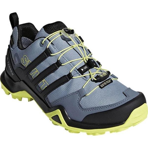 Shop adidas Women s Terrex Swift R2 GORE-TEX Hiking Shoe Raw Grey ... 049e2999d