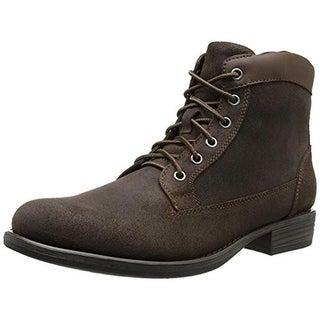 Eastland Mens Weston Suede Leather Trim Chukka Boots
