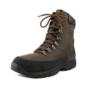 Timberland Thorton 8 in Men  Round Toe Leather Brown Hiking Shoe