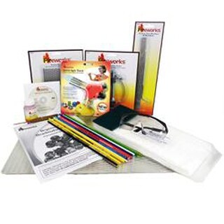 Fireworks Beginner's Essentials Glass Bead Making Kit-