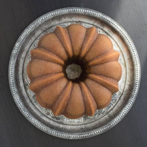 Nordic Ware Bronze Anniversary Bundt