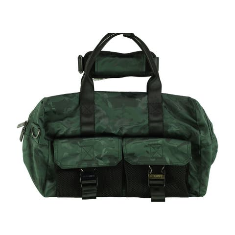 2(X)IST Unisex Dome Duffle Bag, Green, Small (17 in. - 22 in.) - Small (17 in. - 22 in.)