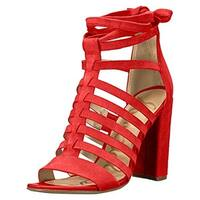 Sam Edelman Womens Yarina Heels Open Toe Caged