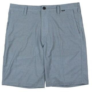 Hurley Mens Benton Striped Unlined Board Shorts