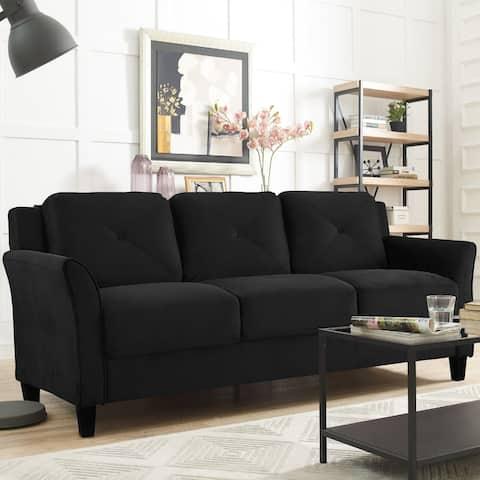 iLounge Harvard Microfiber Sofa
