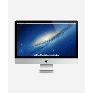 iMac 21.5-inch (Aluminum) 2.7GHZ Quad Core i5 (Late 2013)  1 TB Hard Drive 8 GB Memory