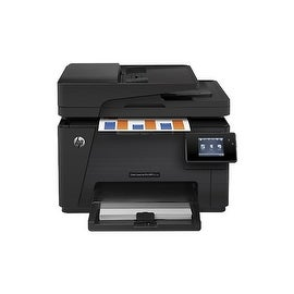 HP LaserJet Pro M177FW Laser Multifunction Printer - Color - Plain Paper CZ165A