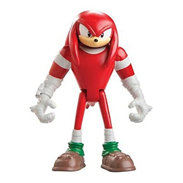 "Sonic Boom 3"" Action Figure: Knuckles - multi"