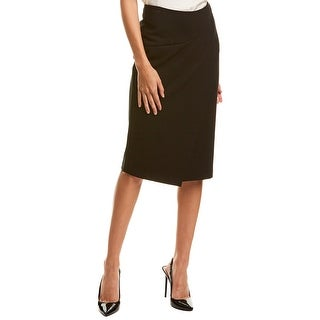 Link to Donna Karan Faux Wrap Midi Skirt Similar Items in Suits & Suit Separates