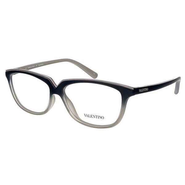 Valentino V2628 427 Gradient Blue Rectangular Valentino Eyewear - 53-13-135