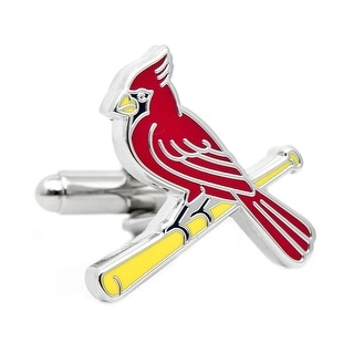 St. Louis Cardinals Cufflinks - Red