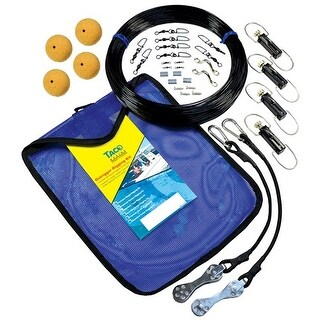 TACO Metals Premium Mono Double Rigging Kit Mono Double Rigging Kit