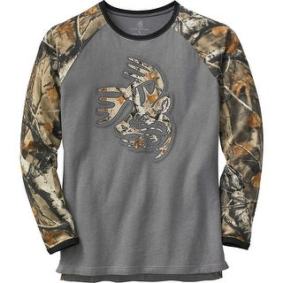 Legendary Whitetails Mens Outfitter Long Sleeve Tee