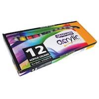 Daler-Rowney - Graduate Acrylic Color Set - 12-Color Set