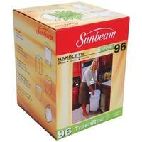 Sunbeam 87096 Trash Bag, 96 Count