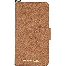 Michael Kors Electronic Leather Folio Phone Case for iPhone 7 & iPhone 8