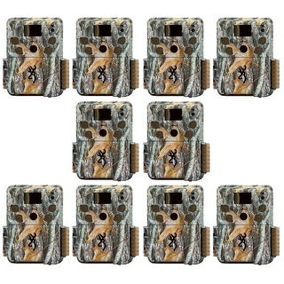 (10) Browning Strike Force PRO Trail Game Camera (18MP)