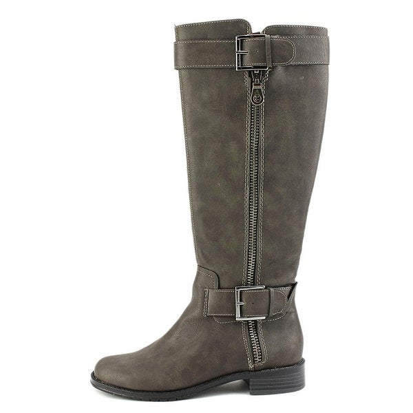 Aerosoles Womens Ride Around Closed Toe Knee High Fashion Boots