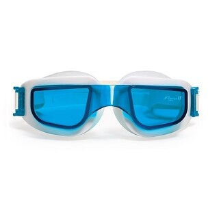 5 Blue Pizazz II Sport and Fitness Swimming Pool Goggles For Juniors