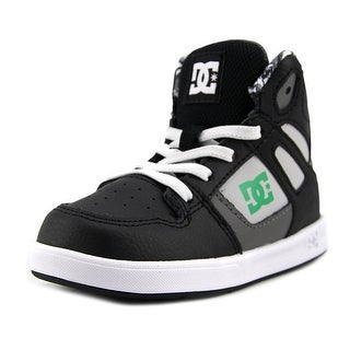 DC Shoes Rebound SE UL Toddler  Round Toe Leather Multi Color Skate Shoe